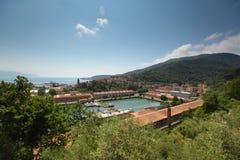 La Spezia Harbor Royalty Free Stock Photography