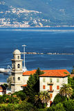 La Spezia Harbor, Ligurian Coast Stock Photography