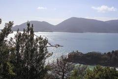 La Spezia Harbor Royalty Free Stock Images