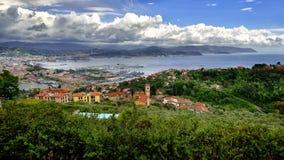 La Spezia, Italië Royalty-vrije Stock Foto's