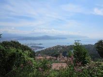 La Spezia Ligurie Italie Images libres de droits
