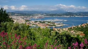 La Spezia stock video footage