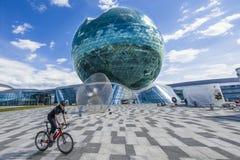 La sphère de Nur Alem Photo stock
