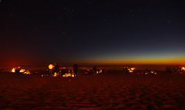 La spiaggia Fotografia Stock Libera da Diritti