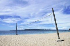 La spiaggia Immagine Stock