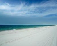 La spiaggia Immagini Stock Libere da Diritti