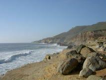 Spiaggia di San Diego Fotografia Stock