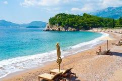 La spiaggia della regina Fotografia Stock Libera da Diritti