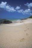 La spiaggia della Tailandia Immagini Stock Libere da Diritti