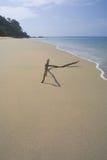 La spiaggia della Tailandia Fotografia Stock Libera da Diritti