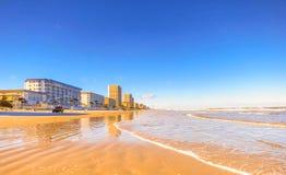 La spiaggia di Daytona Beach, Florida Fotografia Stock