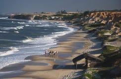 La spiaggia di Diogo fotografia stock libera da diritti