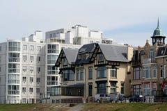 La spiaggia di Scheveningen Fotografia Stock Libera da Diritti