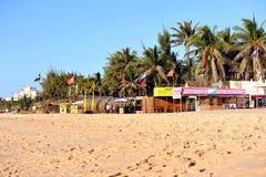 La spiaggia a Mui Ne vietnam Immagini Stock