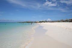 La spiaggia perfetta Immagini Stock