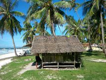 La spiaggia perfetta immagini stock libere da diritti