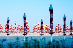 La spiaggia sul Mar Nero in Bulgaria Fotografia Stock Libera da Diritti