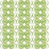 La spirale modella la priorità bassa Fotografia Stock