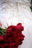 La sposa Fotografie Stock