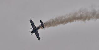 La squadra aerobatic della visualizzazione delle lamierine Immagine Stock Libera da Diritti