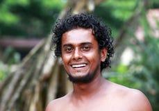 La Sri Lanka l'uomo immagini stock