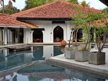La Sri Lanka si rilassa Fotografie Stock