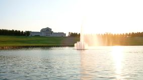 La st Louis Art Museum in Forest Park, St. Louis, Missouri archivi video