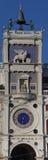 La st segna la torre di orologio Fotografia Stock Libera da Diritti