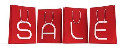La stagione di vendita è aperta! :) illustrazione di stock