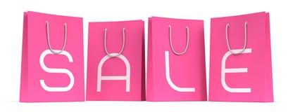 La stagione di vendita è aperta! :) Fotografia Stock