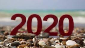 La stagione turistica di 2020 Nessun fuoco archivi video