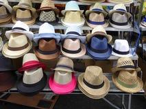 La stalla del cappello Immagini Stock
