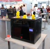 La stampante 3D Fotografia Stock Libera da Diritti