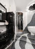 La stanza da bagno fotografia stock