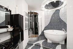 La stanza da bagno immagine stock