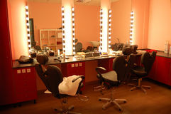 La stanza di compone. Fotografia Stock