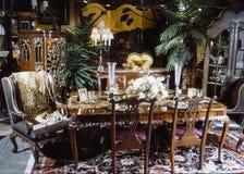 La stanza di Dinning Fotografie Stock