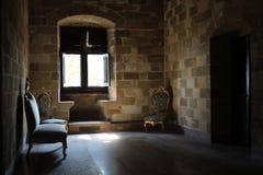 La stanza di re Fotografia Stock