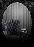 La stanza frequentata Immagini Stock