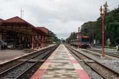 La station Images stock