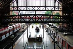 La station de train photo libre de droits