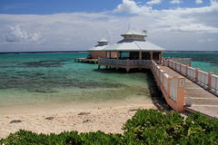 La station de vacances Grand Cayman de Morritt Photo libre de droits