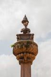 La statua Fotografia Stock