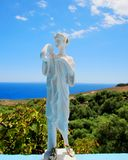 La statua immagine stock