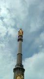 La statua Blessed Maria Fotografie Stock