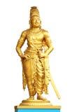 La statua del raja del raja di re cholan fotografia stock libera da diritti