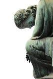 La statua della dea Era in mitologia greca e Juno nella R Immagine Stock Libera da Diritti