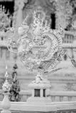 La statua della divinità Fotografia Stock
