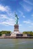 La statua della libertà fotografia stock