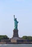 La statua della libertà a New York Immagine Stock Libera da Diritti